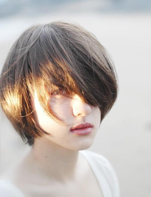 The 25 Best Cute Short Haircuts Of 2012 | Short Hairstyles 2016 Inside Korean Hairstyles For Short Hair (View 20 of 20)