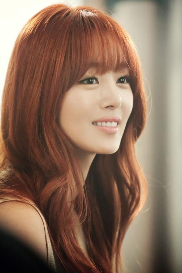 The Hottest Hair Trend In Korea – See Through Bangs For Korean Haircuts With Bangs (View 17 of 20)