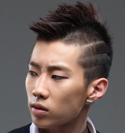 Top 11 Trendy Asian Men Hairstyles 2016 Intended For Trendy Asian Hairstyles (View 19 of 20)