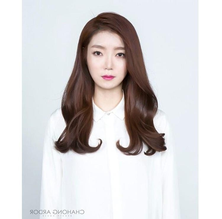 Top Korean Celebrity Hairstylist Secrets For Pretty Party Hair Within Korean Hairstyles For Party (View 19 of 20)