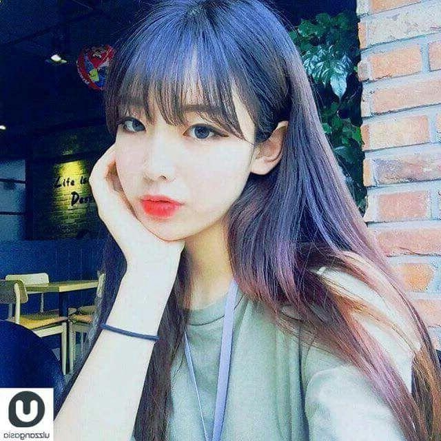 Which Korean Hairstyle Do You Like The Most? | K Pop Amino Within Korean Haircuts With Bangs (View 5 of 20)
