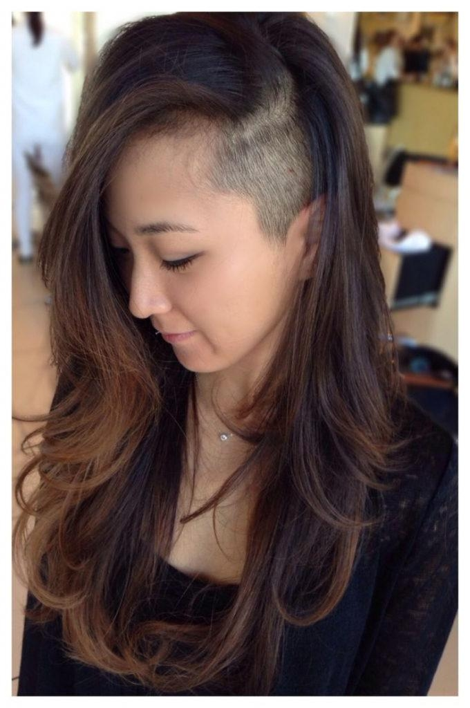 Women Hairstyle : Long Layered Asian Hairstyles Ideas About For Asian Haircuts (View 20 of 20)