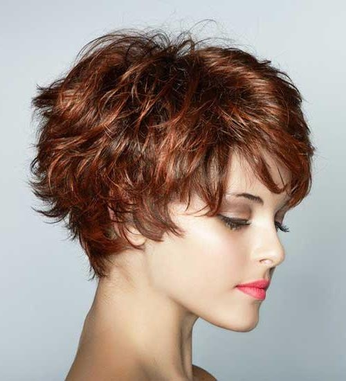 10 Auburn Pixie Cut (View 1 of 20)