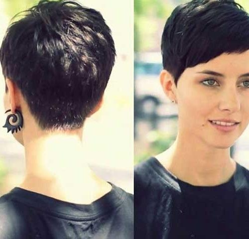 10 Back Of Pixie Cut (View 1 of 20)