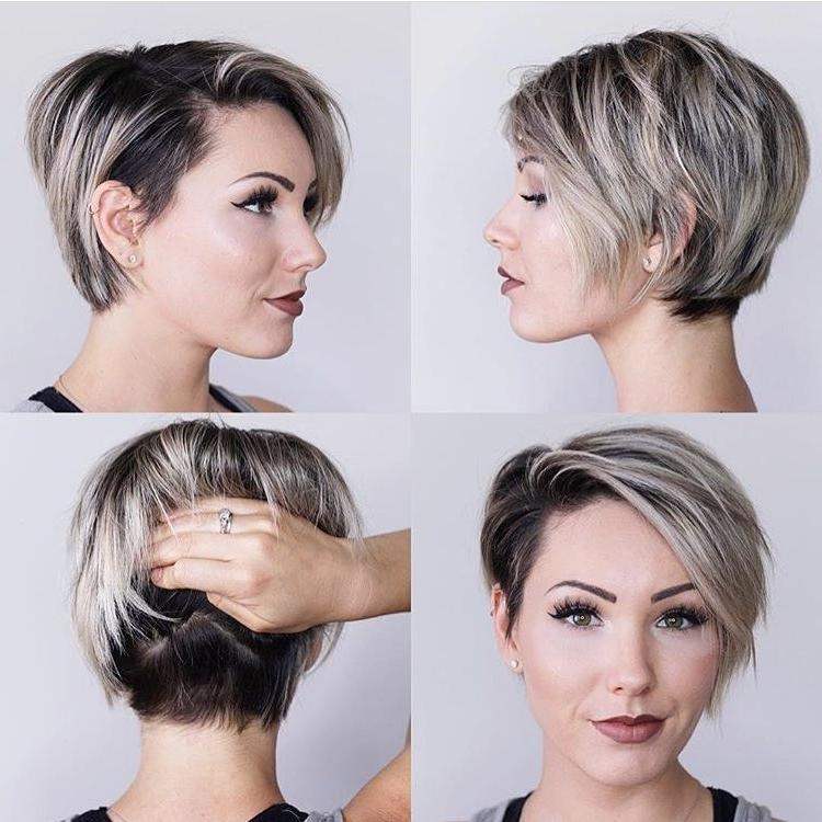 10 Latest Long Pixie Hairstyles To Fit & Flatter – Short Haircuts 2018 In Preferred Long Pixie Haircuts For Women (View 3 of 20)