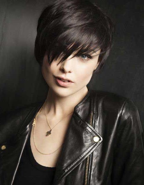 10 New Edgy Pixie Cuts (View 1 of 20)