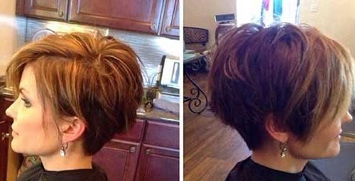 10 Short Layered Pixie Cut (View 2 of 20)