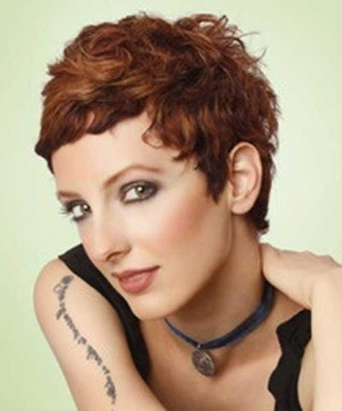 10 Short Pixie Haircuts For Thick Hair (View 1 of 20)