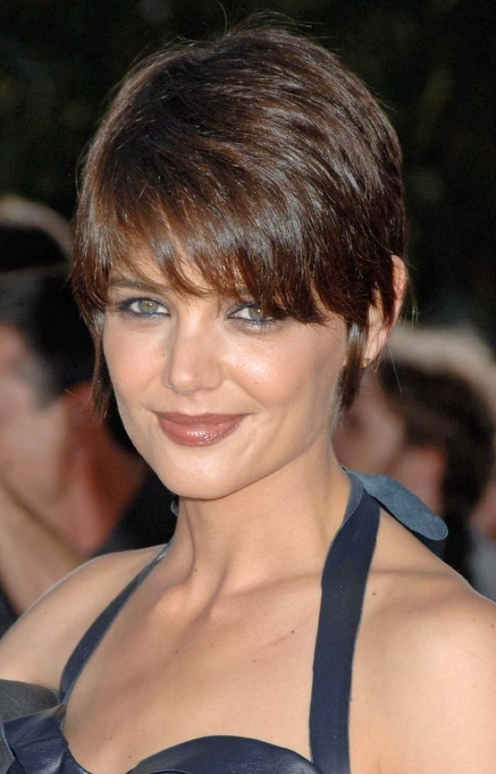 10 Stars With Pixie Haircuts: Short Hair On Celebrities Regarding Current Actresses With Pixie Haircuts (View 12 of 20)