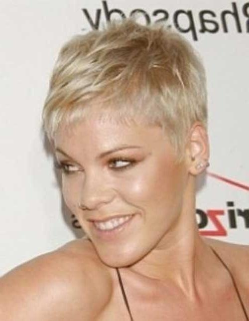 10 Very Short Pixie Haircuts (View 1 of 20)
