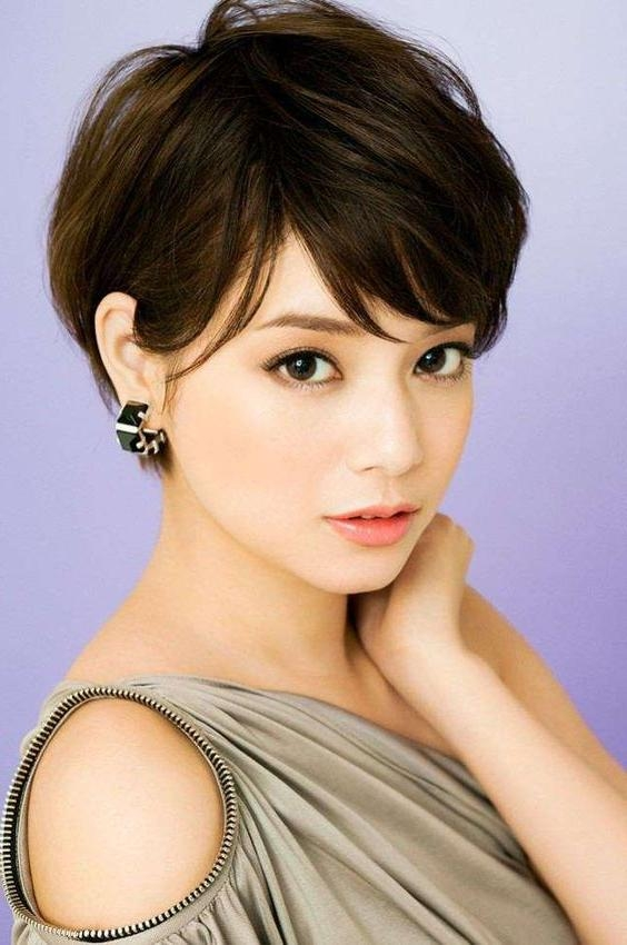 11 Amazing Short Pixie Haircuts That Will Look Great On Everyone With Regard To 2018 Pixie Haircuts For Asian Round Face (View 1 of 20)