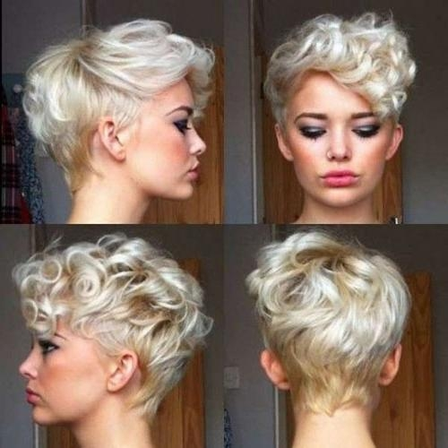 12 Edgy Ways To Style Your Pixie Cut (View 1 of 20)
