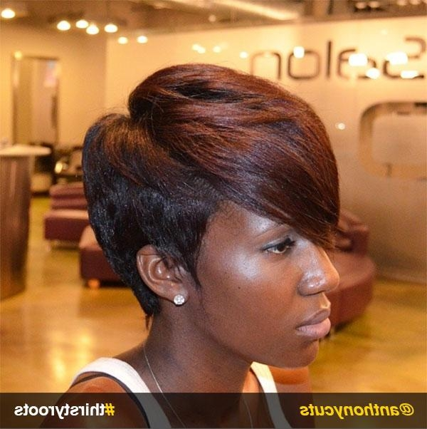 12 Stunning Haircuts For Black Women – Thirsty Roots Black Hair Intended For Current Pixie Haircuts For Natural Hair (View 1 of 20)