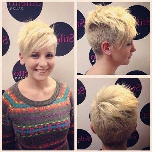 15 Best Shaved Pixie Cut (View 1 of 20)