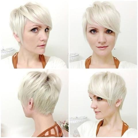15 Chic Pixie Haircuts: Which One Suits You Best? – Popular Haircuts With Regard To Preferred Side And Back View Of Pixie Haircuts (View 3 of 20)