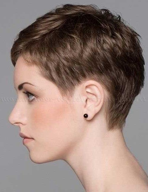 15 Cropped Pixie Hairstyles (View 9 of 20)