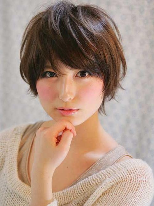 15+ Cute Asian Pixie Cut (View 1 of 20)