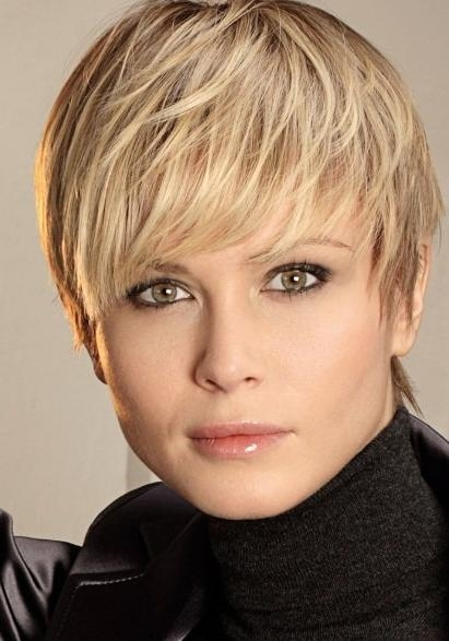 15 Different Pixie Haircuts With Bangs Pertaining To Widely Used Shaggy Pixie Haircuts (View 2 of 20)