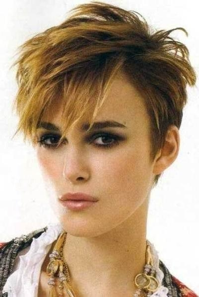15 Different Pixie Haircuts With Bangs With Regard To 2018 Pixie Haircuts With Bangs (View 13 of 20)