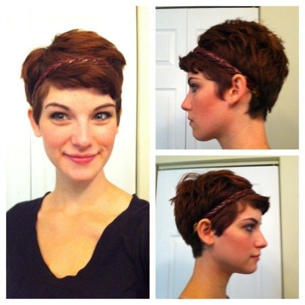 15 Fashionable Pixie Haircut Looks For Summer  (View 3 of 20)
