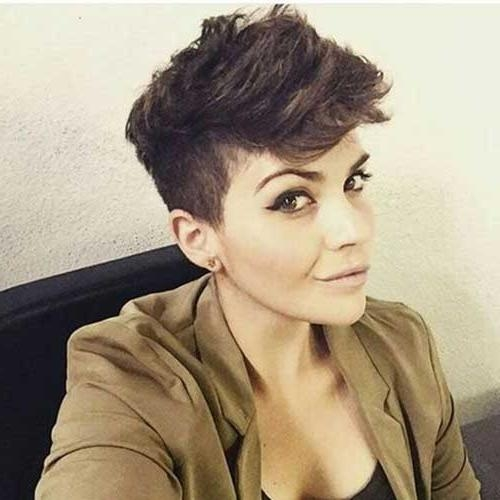 15 Pixie Cuts For Thick Hair (View 2 of 20)