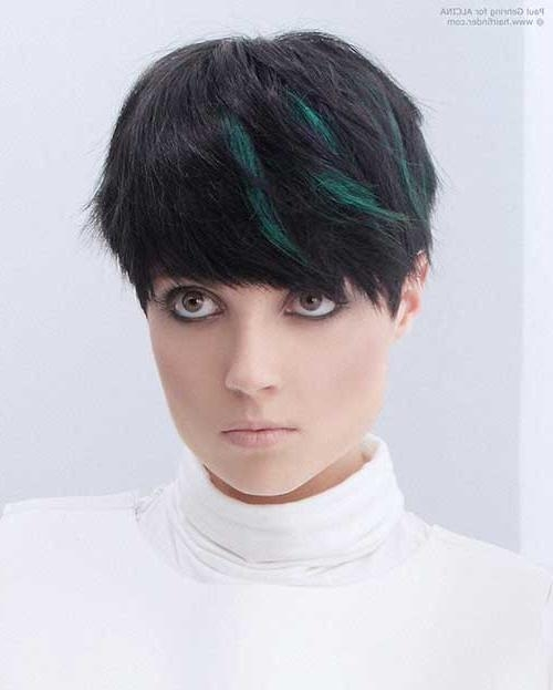 15 Pixie Cuts For Thick Hair (View 8 of 20)