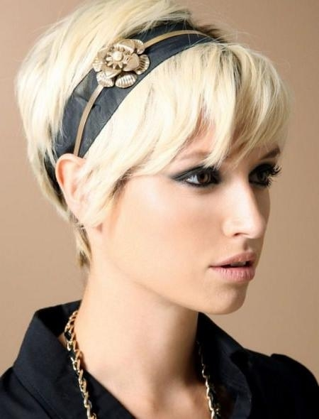 15 Pixie Haircuts For Thick Hair Intended For Newest Pixie Haircuts For Thick Wavy Hair (View 1 of 20)