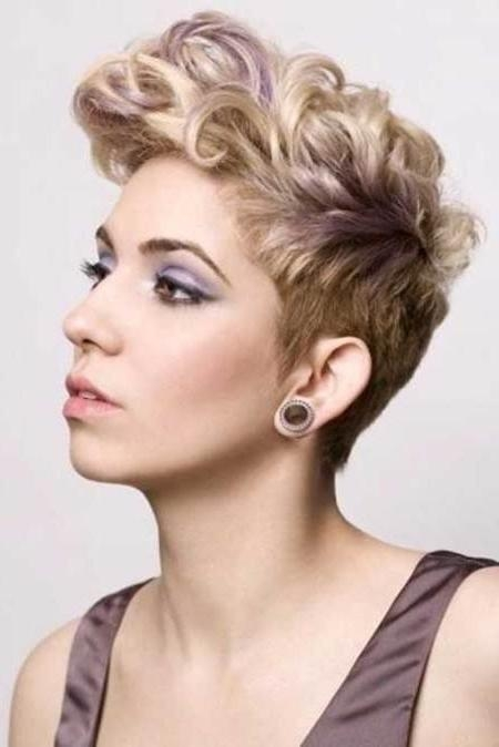 15 Pixie Haircuts For Thick Hair With Regard To Famous Pixie Haircuts For Thick Curly Hair (View 1 of 20)