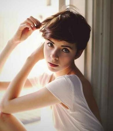 15 Pretty Pixie Haircut Ideas For Women With Short Hair – Pretty Regarding Most Recently Released Sexy Pixie Haircuts (View 7 of 20)