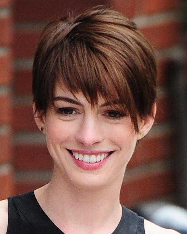 15 Pretty Pixie Haircut Ideas For Women With Short Hair – Pretty Within Trendy Celebrities Pixie Haircuts (View 10 of 20)