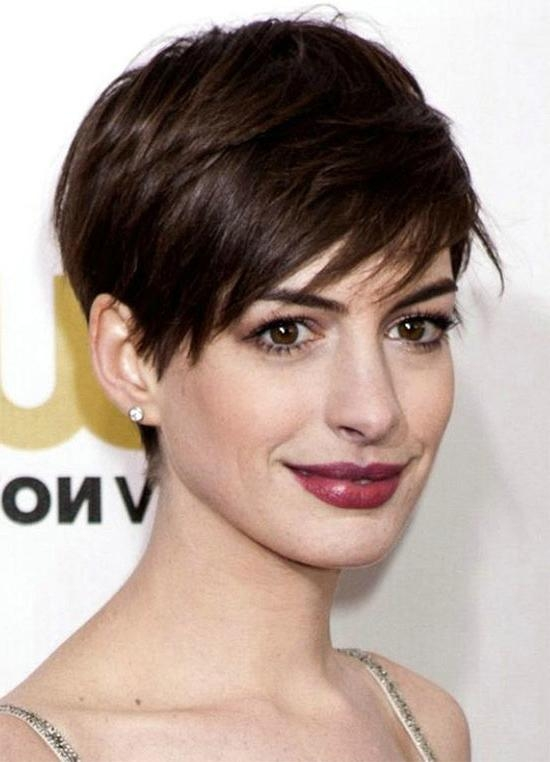 18 Best Pixie Cut For Thick Hair We Love Inside 2018 Pixie Haircuts For Thick Hair (View 5 of 20)