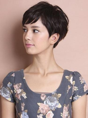 18 Stunning Pixie Cuts You Have To Try For Current French Pixie Haircuts (View 2 of 20)