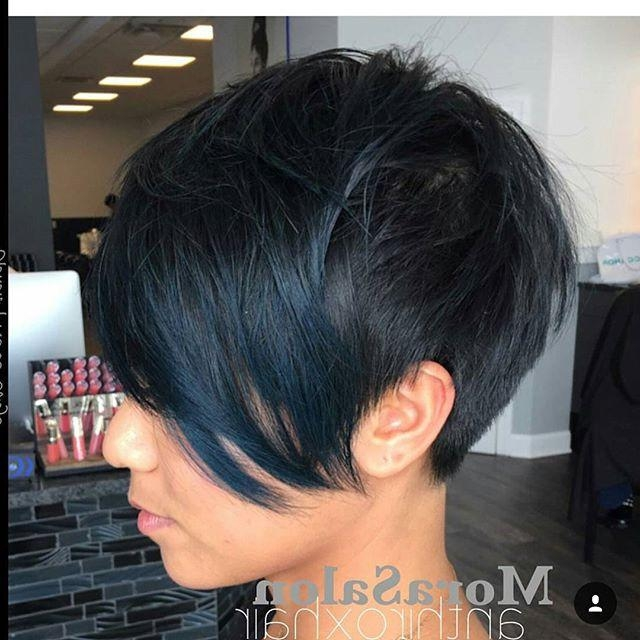 19 Incredibly Stylish Pixie Haircut Ideas – Short Hairstyles For 2018 Throughout Recent Side And Back View Of Pixie Haircuts (View 4 of 20)
