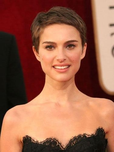 20 Best Iconic Celebrity Pixie Cuts Images On Pinterest (View 5 of 20)
