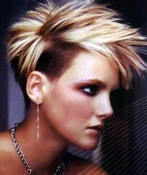 20 Best Punky Short Haircuts (View 2 of 20)