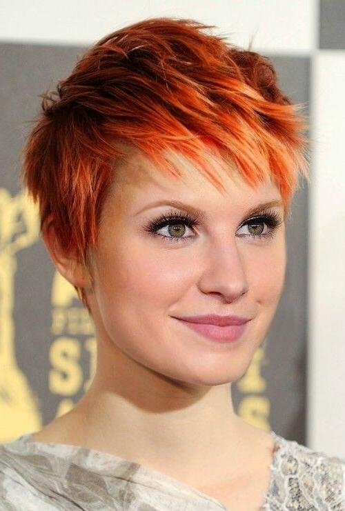 20 Chic Pixie Haircuts Ideas – Popular Haircuts Intended For Most Recent Short Straight Pixie Haircuts (View 2 of 20)