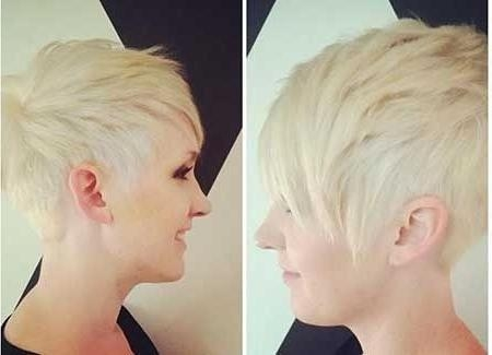 20 Chic Pixie Haircuts Ideas – Popular Haircuts With Regard To 2017 Side And Back View Of Pixie Haircuts (View 5 of 20)