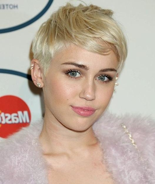20 Chic Pixie Haircuts Ideas – Popular Haircuts Within 2017 Miley Cyrus Pixie Haircuts (View 2 of 20)