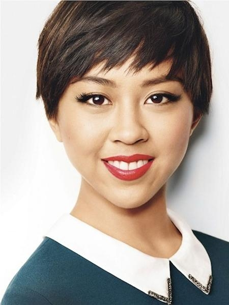 20 Chic Pixie Hairstyles For Short Hair – Pretty Designs Inside Current Chic Pixie Haircuts (View 9 of 20)