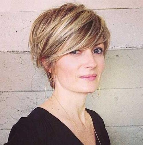 20 Longer Pixie Cuts (View 8 of 20)