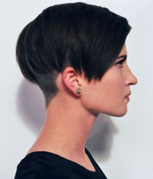 20 Pixie Haircuts For Thick Hair Within Most Recent Short Pixie Haircuts For Thick Wavy Hair (View 2 of 20)