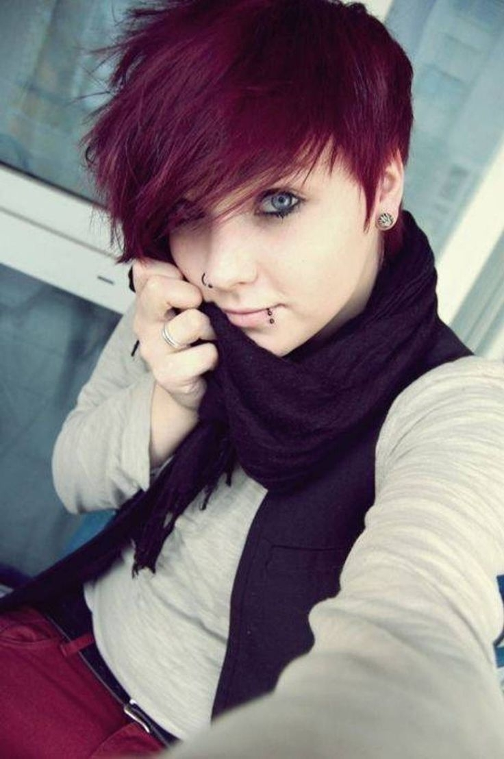 20 Shag Hairstyles For Women – Popular Shaggy Haircuts For 2018 Throughout Well Known Shaggy Emo Haircuts (View 2 of 15)