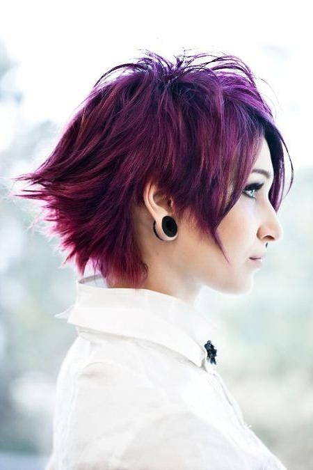 20 Short Pixie Haircuts With Favorite Punk Pixie Haircuts (View 2 of 20)