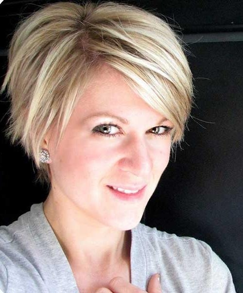 20 Short Sassy Haircuts (View 3 of 20)