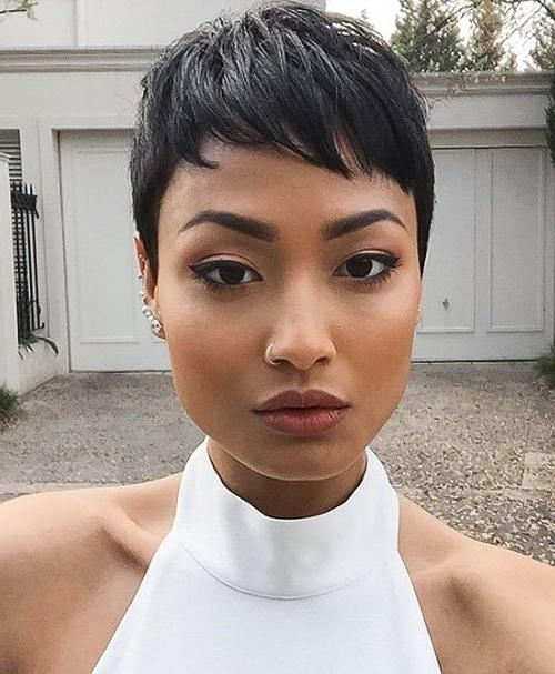 Featured Photo of African American Pixie Haircuts