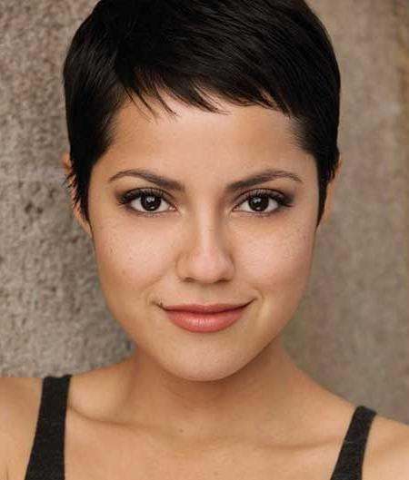 20 Very Short Pixie Cuts (View 3 of 20)