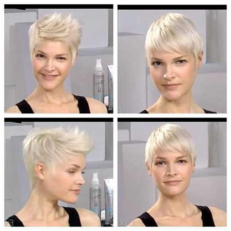 2013 Pixie Haircuts (View 1 of 20)