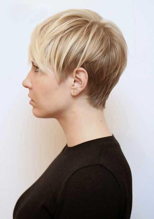 2017 Blonde Pixie Haircuts In 15 Best Short Blonde Pixie Haircuts Pixie Cut 2015 Blonde Pixie (View 11 of 20)