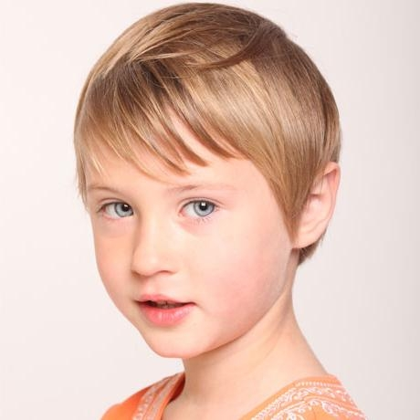 2017 Kids Hair Trends (View 1 of 20)