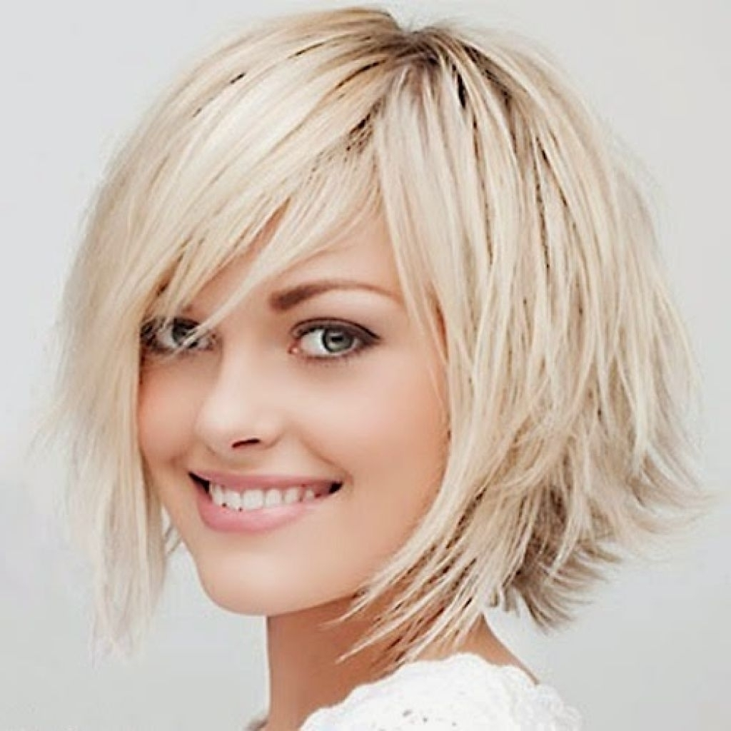 2017 Shaggy Bob Hairstyles Within Shaggy Bob Hairstyles Top Short Bob Haircuts Of All Time The News (View 1 of 15)